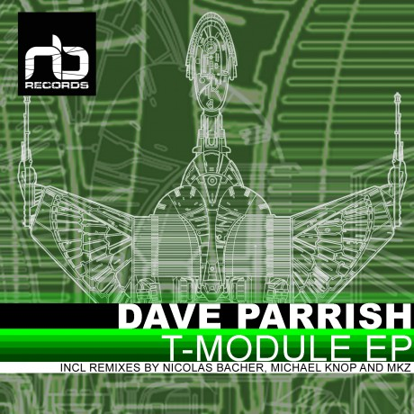 Dave Parrish – T-Module (Nicolas Bacher Remix)